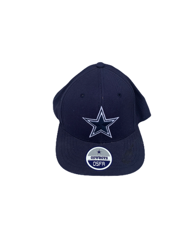 Jalen Jelks Dallas Cowboys Team-Issued Snapback Hat (OSFA)