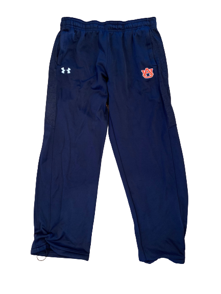Eli Stove Auburn Football Team Issued Sweatpants (Size L)