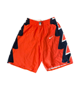 Jaylon Tate Illinois Basketball 2014-2015 Game Worn Shorts (Size M)
