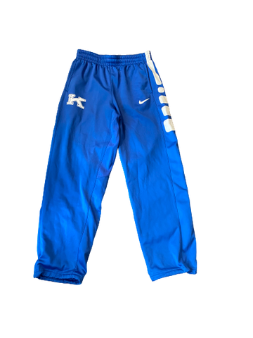 Immanuel Quickley Kentucky Team Issued Sweatpants (Size L)