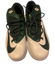 Nick Ward Game Worn Michigan State Player Exclusive Kevin Durant 6s Shoes (PE)