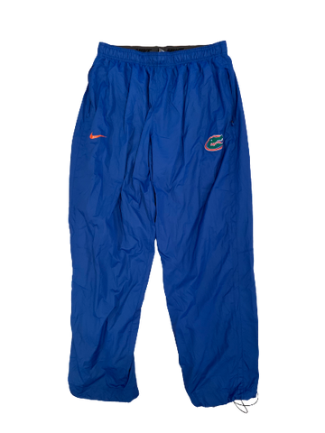 Shaun Anderson Florida Team Issued Windbreaker Sweatpants (Size XL)