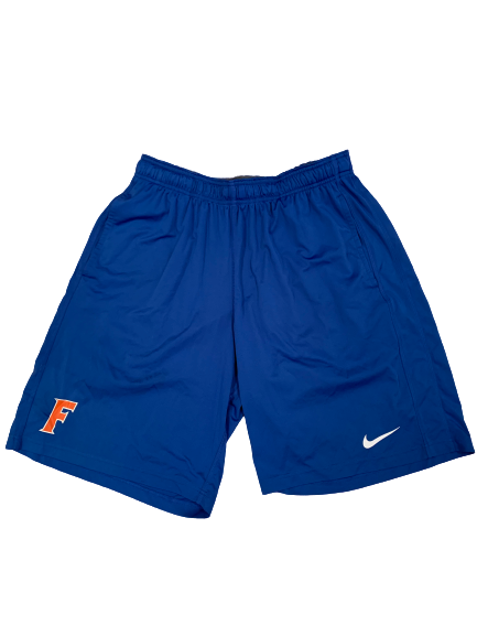 Shaun Anderson Florida Team Issued Shorts (Size XL)