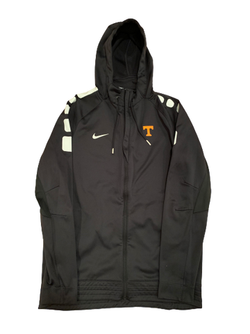 Jacob Fleschman Tennessee Nike Zip-Up Jacket (Size LT)