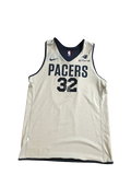 Markis McDuffie Indiana Pacers Team Issued Reversible Workout Jersey
