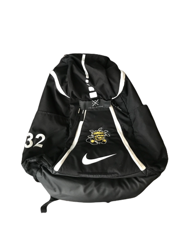 Markis McDuffie Team Issued Wichita State Nike Backpack