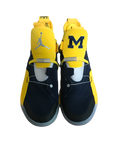 Jon Teske Michigan Player Exclusive Air Jordan XXXIII Shoes