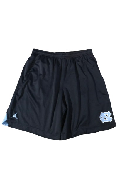 Myles Dorn North Carolina Jordan Shorts