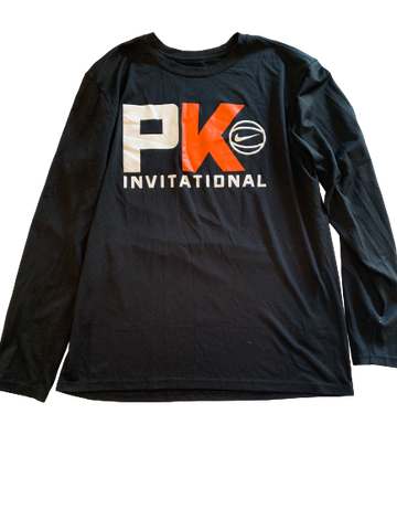 "Anthony Mathis ""Phil Knight Invitational"" Player Exclusive Shirt"
