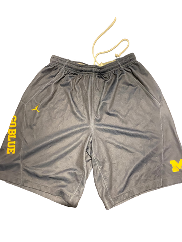 Charles Matthews Michigan Basketball Practice Shorts