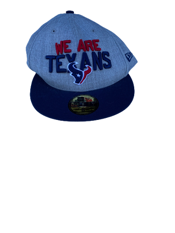 Kendall Calhoun Houston Texans Team-Issued Hat