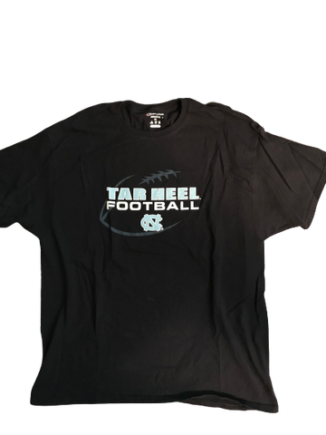 Jake Bargas UNC Tar Heel Football T-Shirt