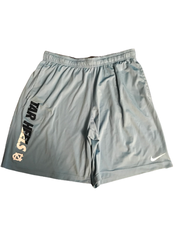 Jake Bargas UNC Nike Shorts