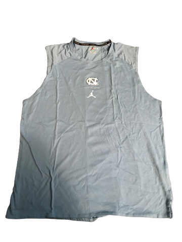 Jake Bargas UNC Jordan Workout Tank