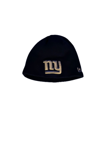 Shane Smith New York Giants Beanie