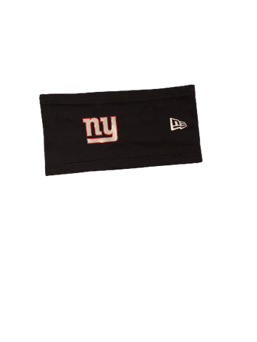 Shane Smith New York Giants Headband (Size Medium-Large)
