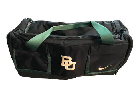 Makai Mason Baylor Player Exclusive Duffel Bag