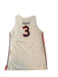 Danjel Purifoy Auburn Basketball Game Worn Jersey