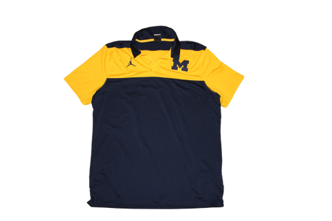Michigan Jordan Polo Shirt