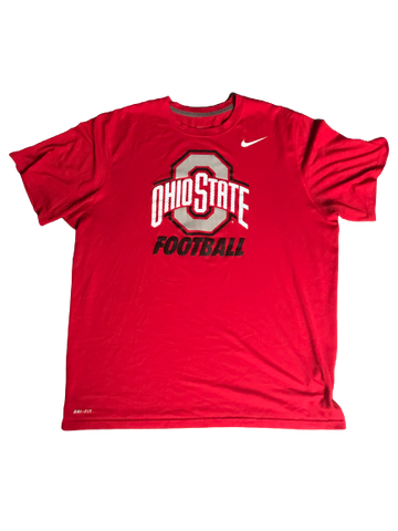 Rashod Berry Ohio State Football Nike T-Shirt (Size XL)