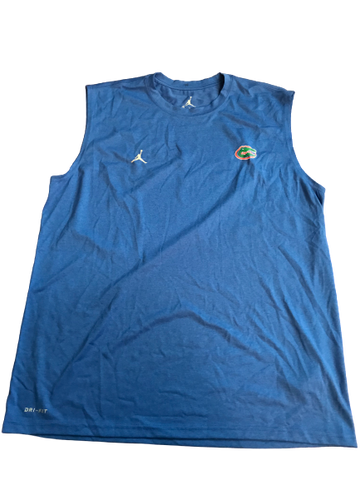 Jacob Tilghman Florida Jordan Workout Tank (Size XL)