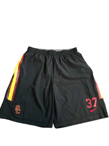 Jonathan Lockett USC Team Issued Shorts