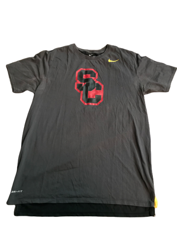 Jonathan Lockett USC Team Issued T-Shirt (With #23 on back)