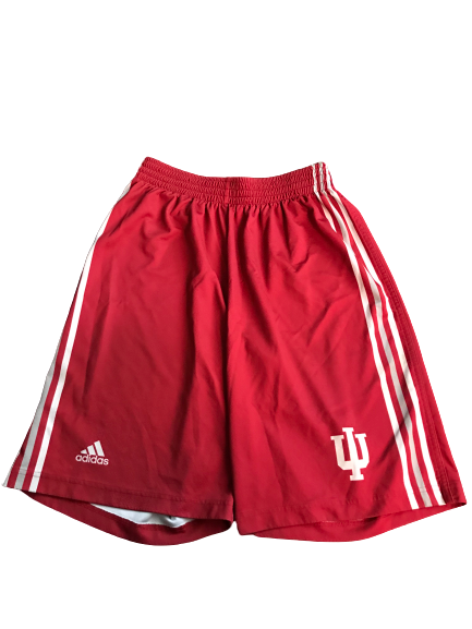 Freddie McSwain Jr. Indiana Team Issued Practice Shorts (Size L)
