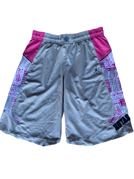 Isaac Copeland Game-Worn Shorts