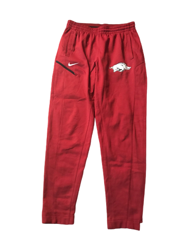 Adrio Bailey Arkansas Nike Sweatpants (Size LT)