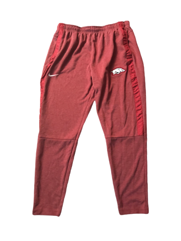 Adrio Bailey Arkansas Nike Pants (Size XLT)