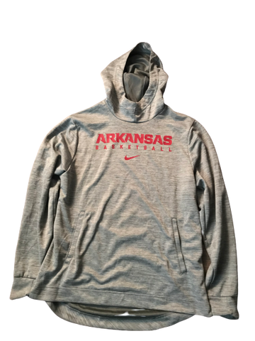 Adrio Bailey Arkansas Basketball Nike Sweatshirt (Size L)