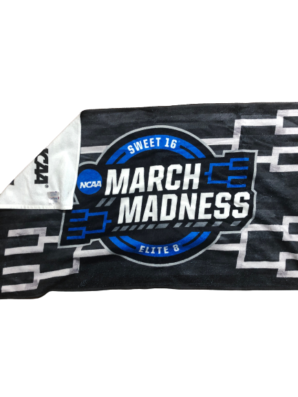 Kyle Ahrens Michigan State March Madness Sweet 16/Elite 8 Towel