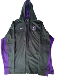 Barret Benson Northwestern Team Issued Under Armour Jacket