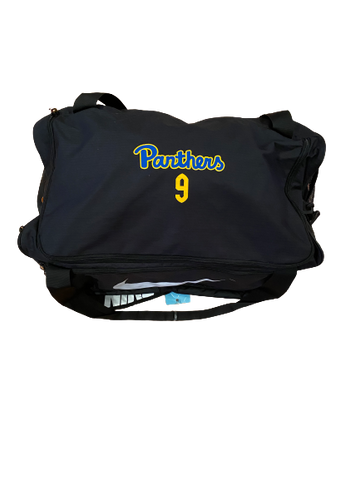 D.J. Turner Pittsburgh Football Team Exclusive Travel Duffel Bag