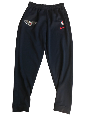 Trevon Bluiett New Orleans Pelicans Team Issued Sweatpants (Size LT)