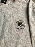Tyrone Wheatley Jr. Michigan Football Team Issued Crewneck Sweatshirt (Size XXL)