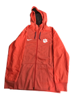 Lyles Davis Clemson Team Issued Travel Jacket (Size M)