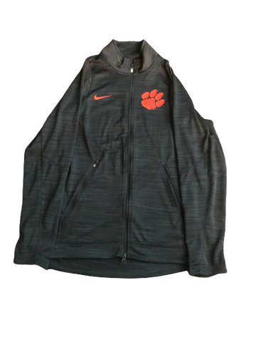 Lyles Davis Clemson Team Issued Warm-Up Jacket (Size M)
