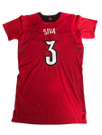 Peyton Siva Signed Team Issued Authentic Louisville Jersey
