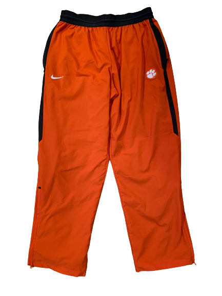 Patrick McClure Clemson Football Team Issued Sweapants (Size XL)