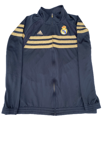 Kyle Singler Real Madrid Full-Zip Jacket (Size 3XL)