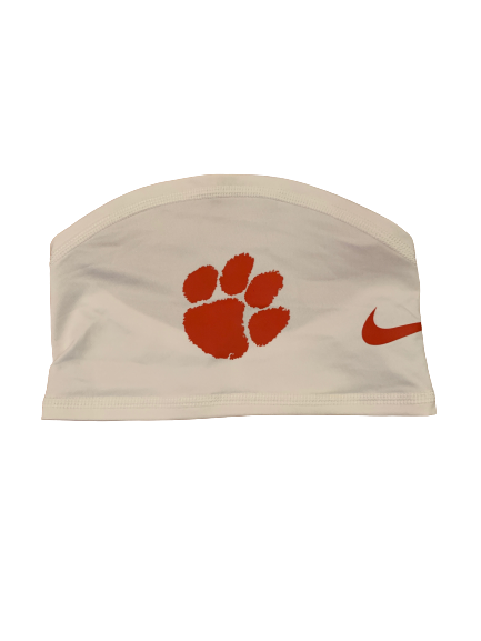 Patrick McClure Clemson Football Team Issued Headband