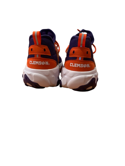 Patrick McClure Clemson Football Team Exclusive Training Shoes (Size 12)