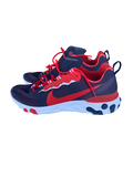 Chase Jeter Arizona Player Exclusive Nike React Element 55 Sneakers (Size 14)