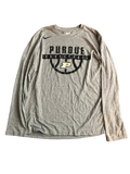 Vincent Edwards Purdue Basketball Team Issued Long Sleeve Shirt (Size L)