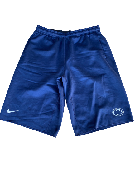 Jake Zembiec Penn State Football Team Issued Sweat Shorts (Size XL)