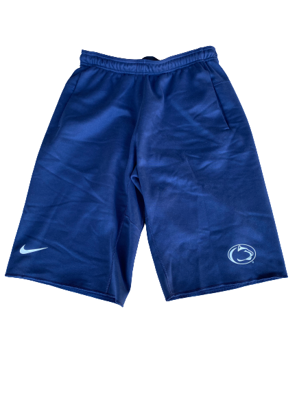 Jake Zembiec Penn State Football Team Issued Sweat Shorts (Size M)