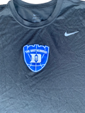 "Chase Jeter Duke ""The Brotherhood"" Nike Player Exclusive Warm-Up Shirt (Size L)"