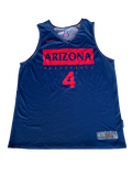 Chase Jeter Arizona Basketball Reversible Practice Jersey (Size L)